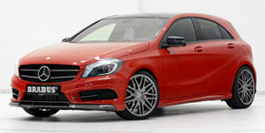 Тюнинг Brabus Mercedes A (W 176) Sport Package AMG