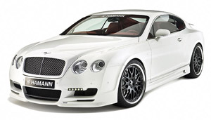Тюнинг Hamann для Bentley Continental GT
